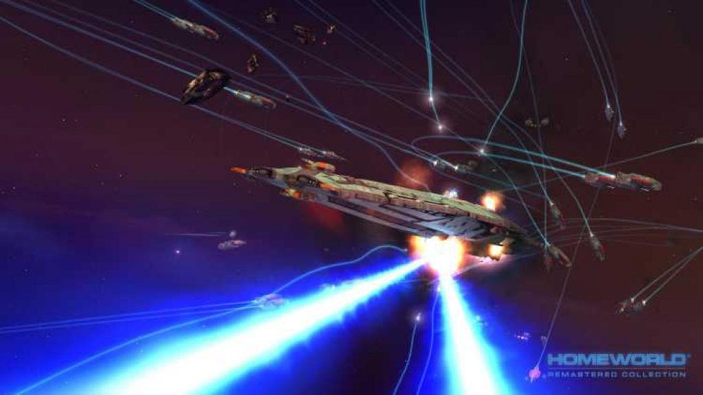 HOMEWORLD REMASTERED download pc