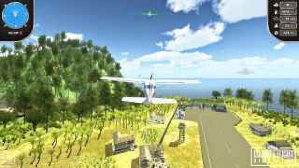 Island Flight Simulator pc games
