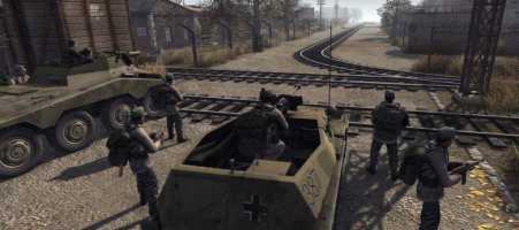 MEN OF WAR ASSAULT SQUAD 2 IRON FIST download pc