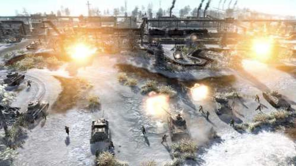 MEN OF WAR ASSAULT SQUAD 2 IRON FIST pc game free download