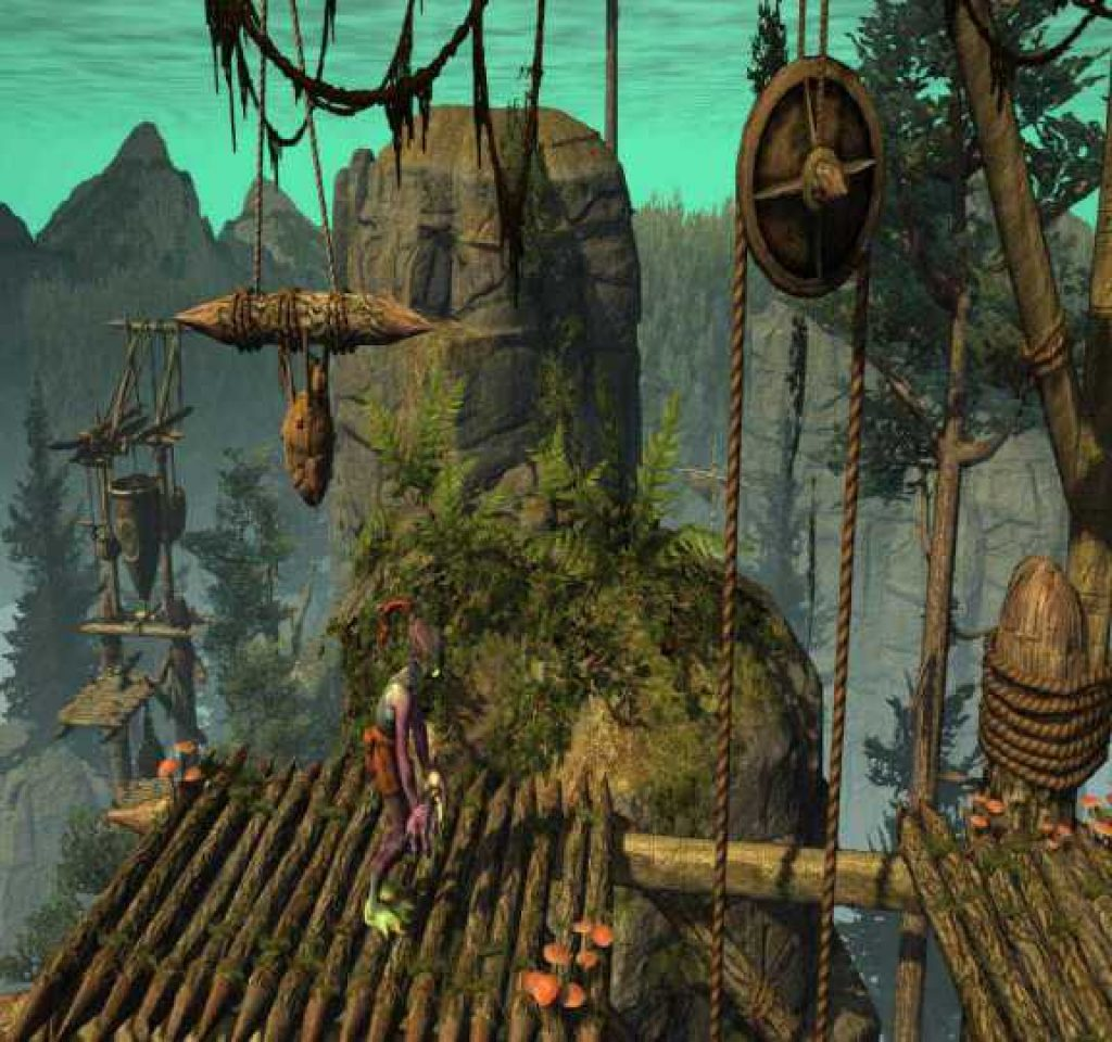 ODDWORLD ABES ODDYSEE NEW N TASTY game download for pc