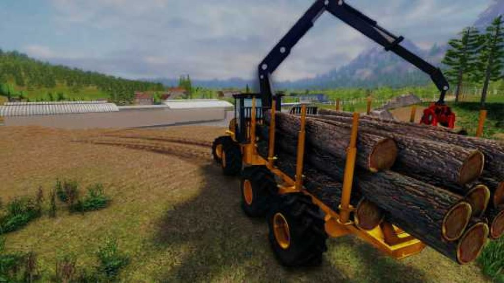 PROFESSIONAL LUMBERJACK 2015 download pc game
