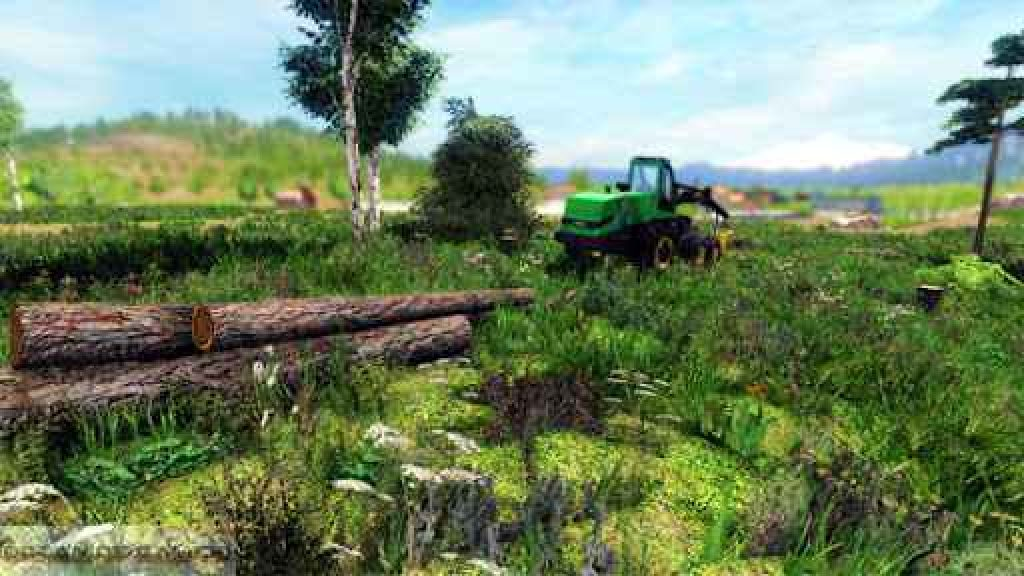 PROFESSIONAL LUMBERJACK 2015 pc game free download