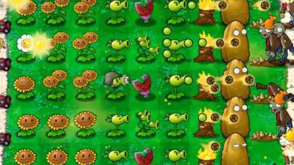 Plants vs Zombies Download PC game