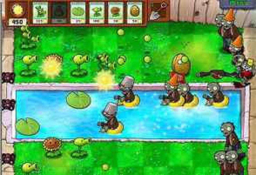 Plants vs Zombies Download game For PC