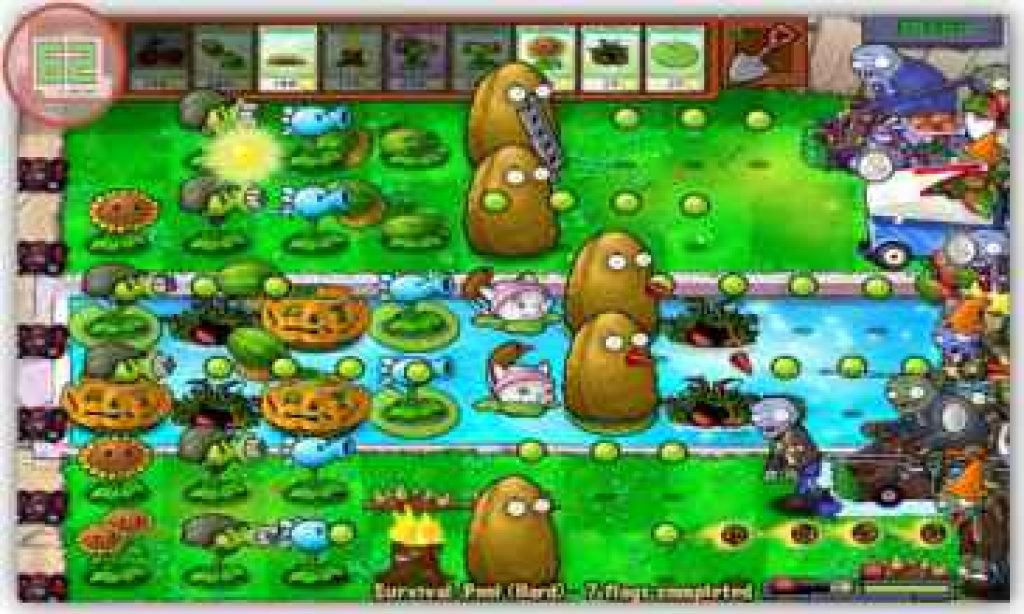 Plants vs Zombies Download pc