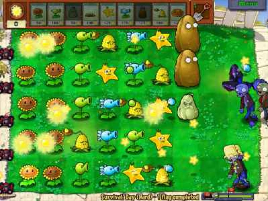 Plants vs Zombies Free Download For PC free
