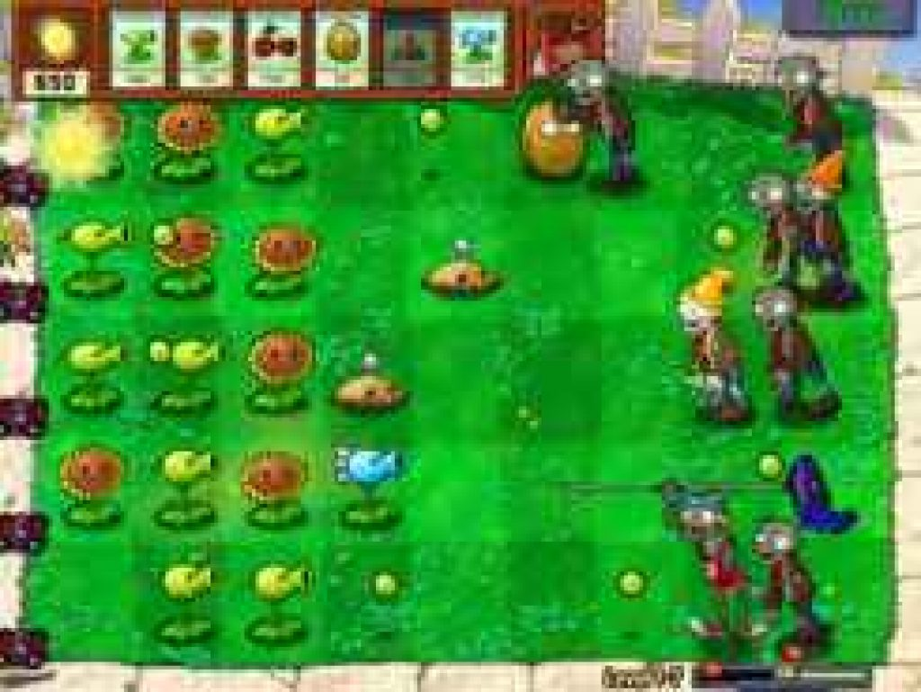 Plants vs Zombies pc download