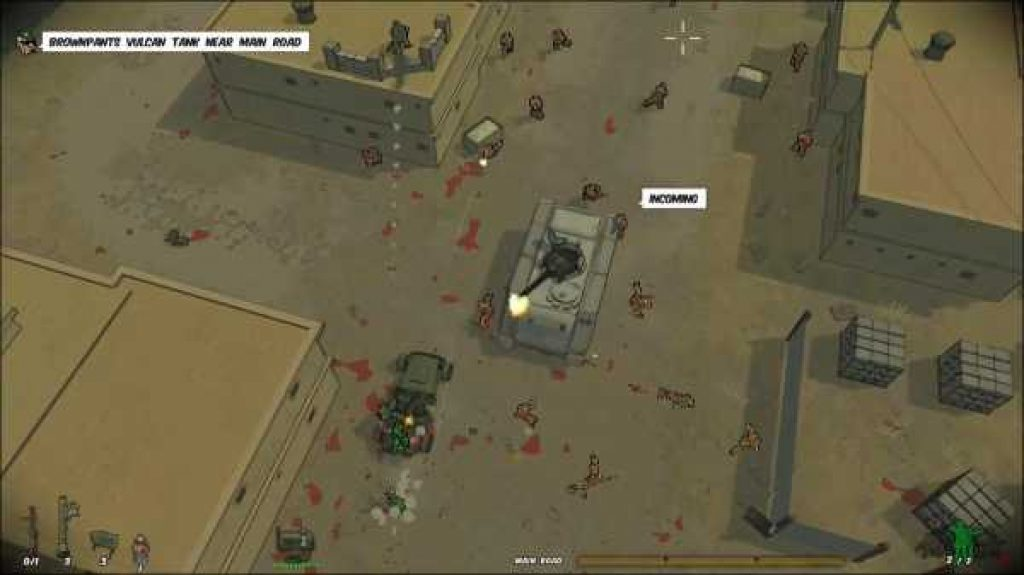 RUNNING WITH RIFLES download pc