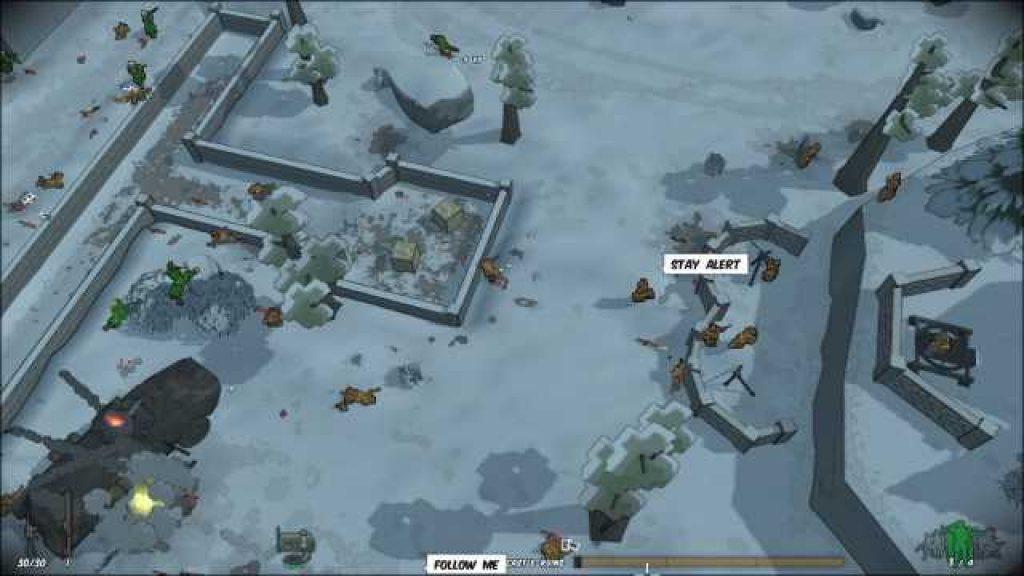 RUNNING WITH RIFLES game download for pc