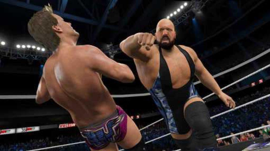 WWE 2K15 pc game free download