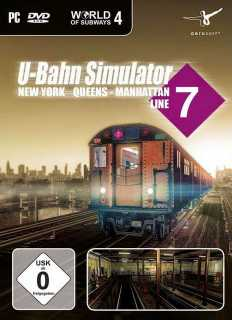 World of Subways 4 New York Line 7 free download pc game