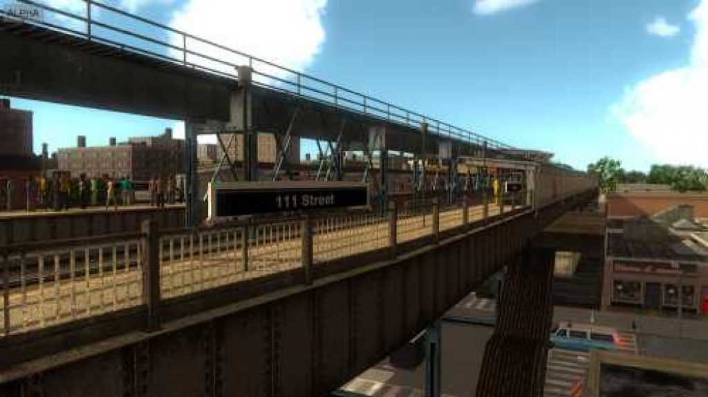 World of Subways 4 New York Line 7 pc download