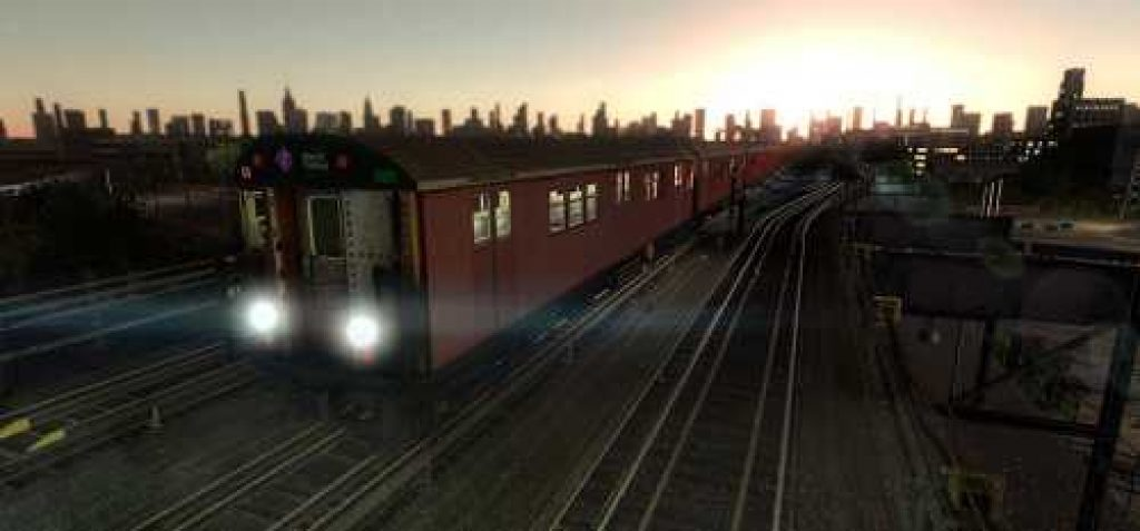 World of Subways 4 New York Line 7 pc game free download