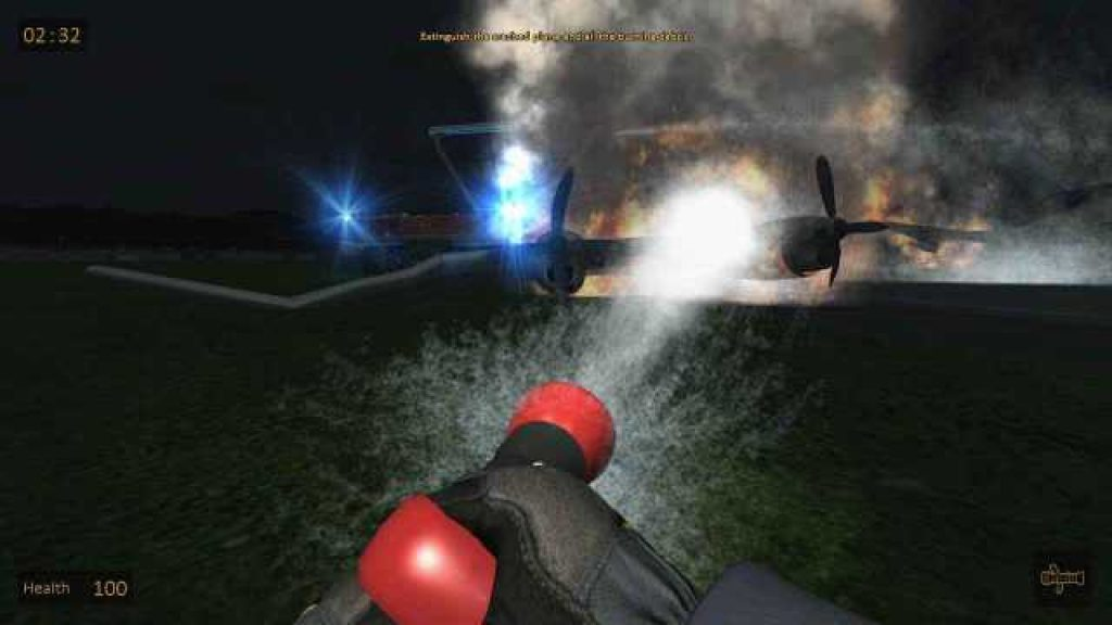 airport firefighter simulator game download for pc