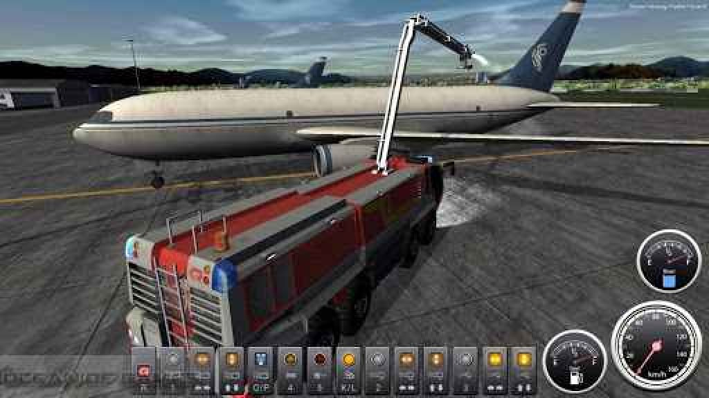 airport firefighter simulator pc game free download