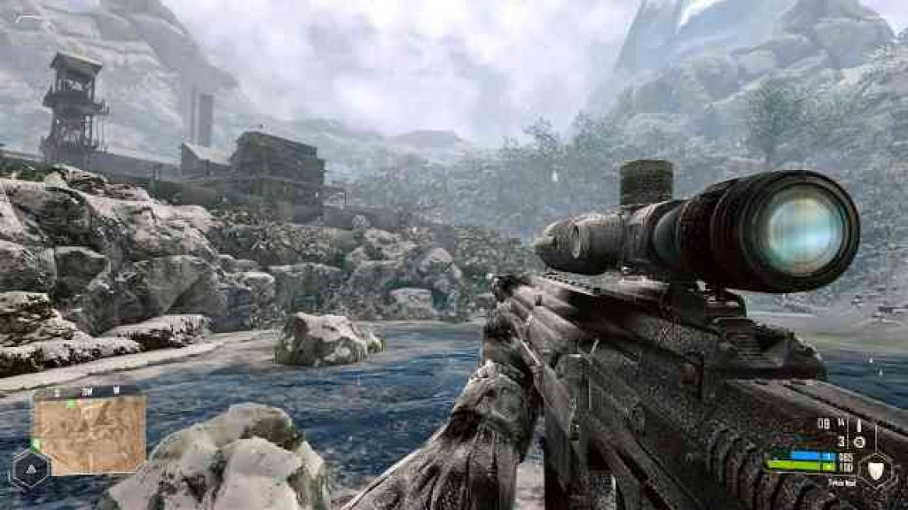 crysis 1 highly compressed