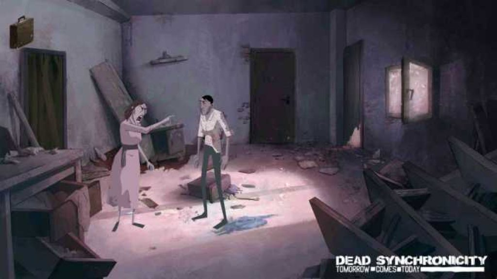 dead synchronicity tomorrow comes today download pc game
