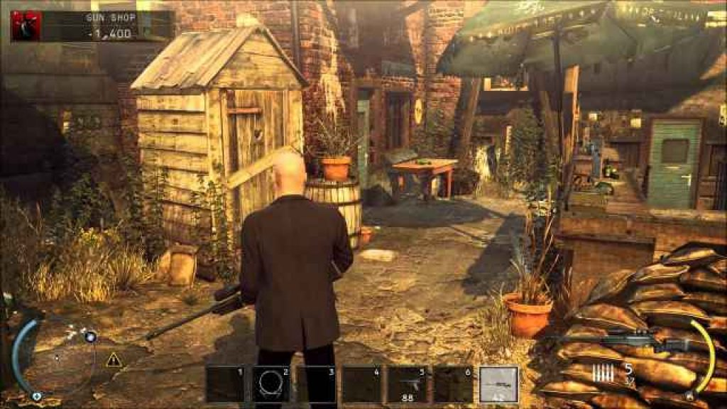 hitman absolution game download free