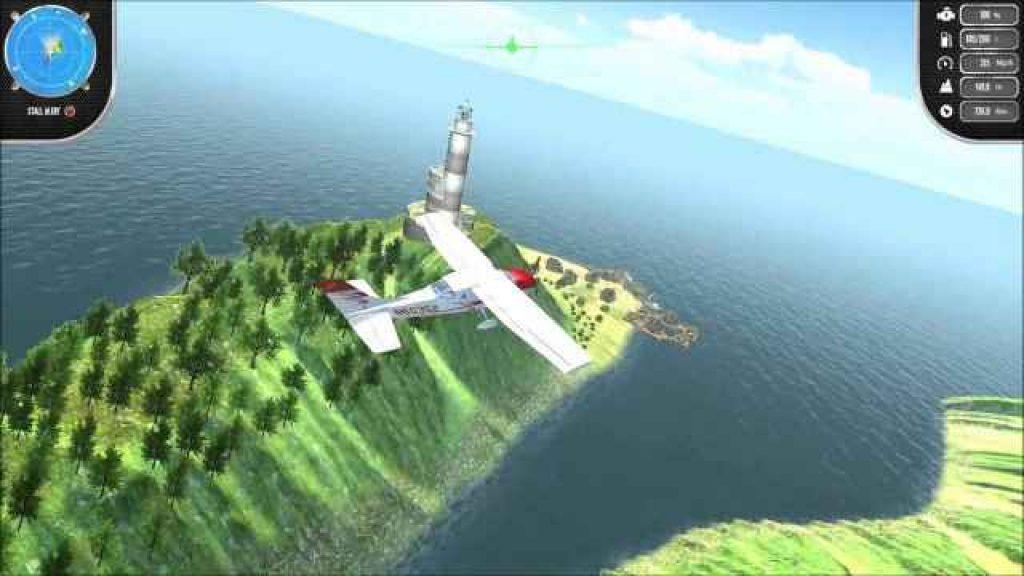 island flight simulator pc game download