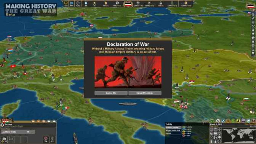 making history the great war pc game free download