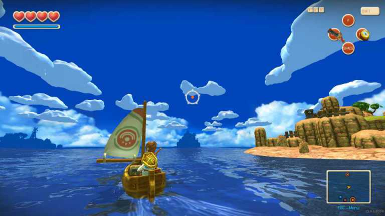 oceanhorn monster of uncharted seas free download pc game