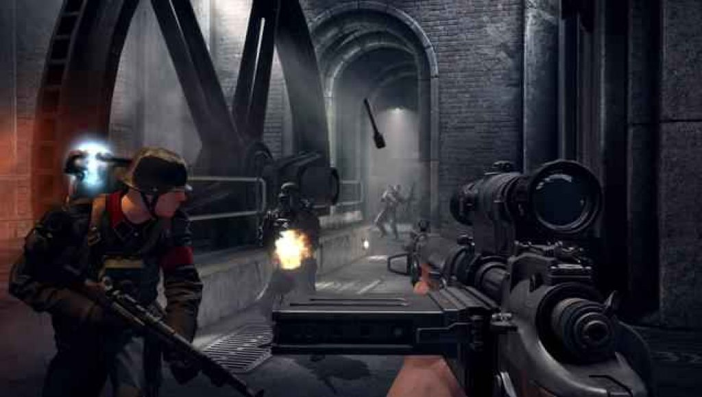 wolfenstein the old blood download for pc