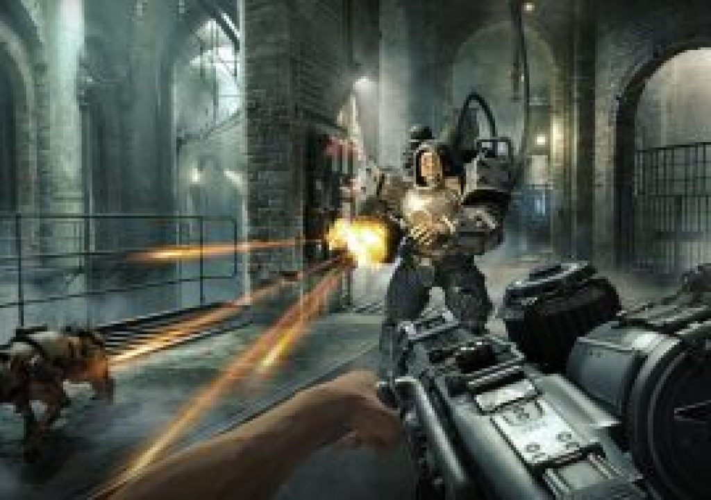 wolfenstein the old blood download pc