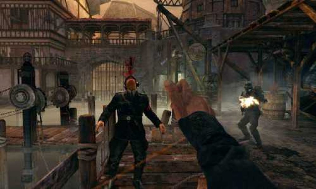 wolfenstein the old blood download pc game