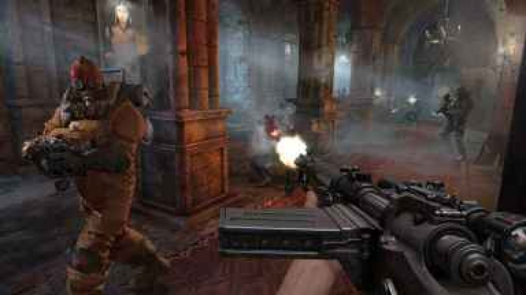 wolfenstein the old blood free download pc game