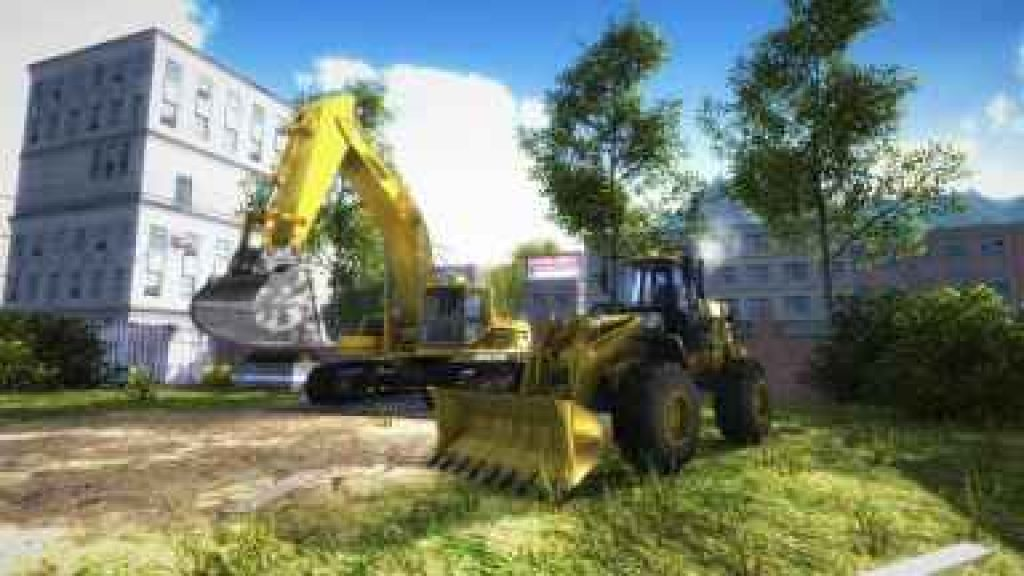 construction machines simulator 2016 download pc game