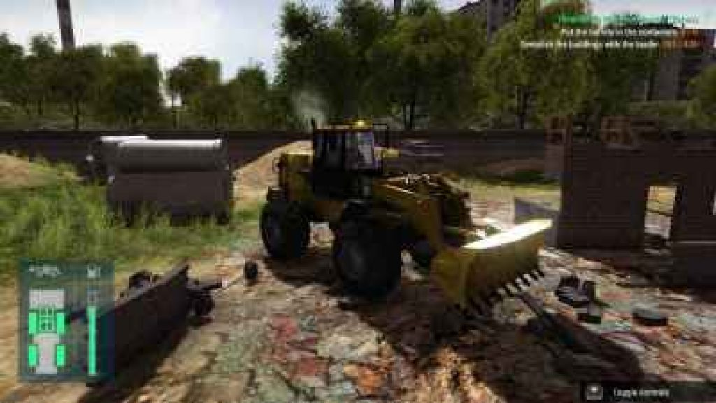construction machines simulator 2016 pc game free download