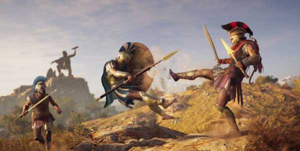 Assassins Creed Odyssey download pc game