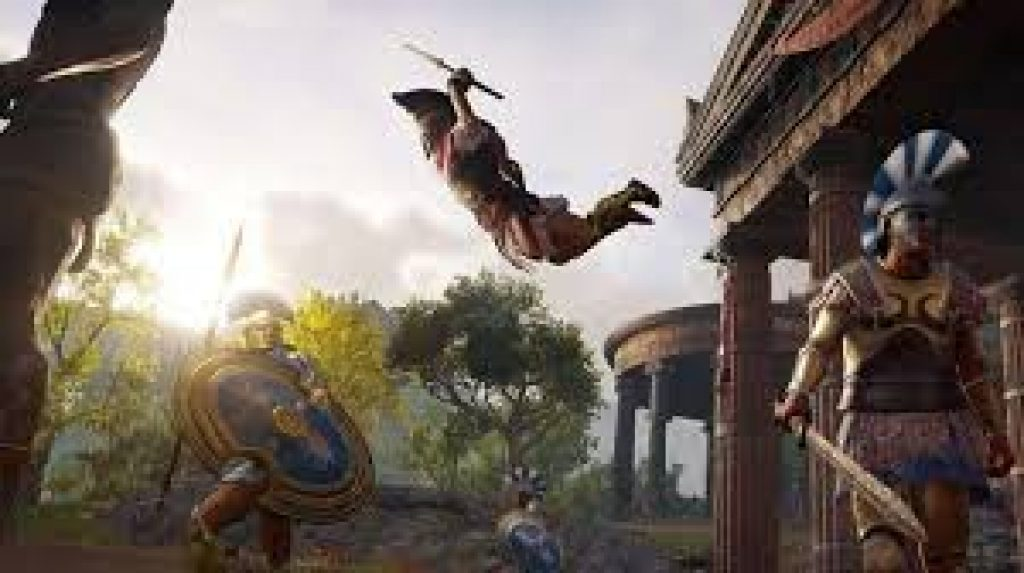 Assassins Creed Odyssey game download for pc