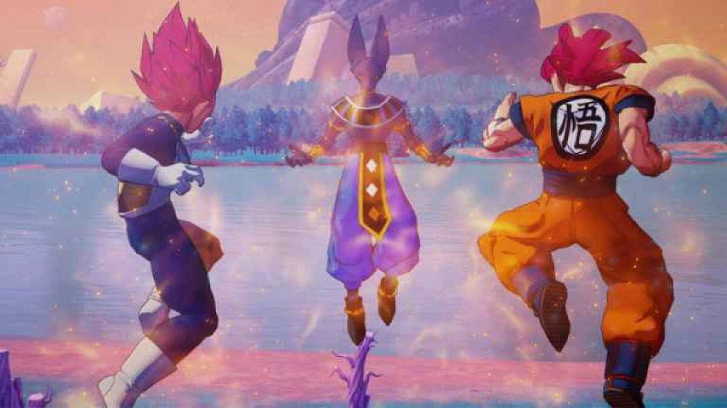 Dragon Ball Z Kakarot A New Power Awakens download for pc
