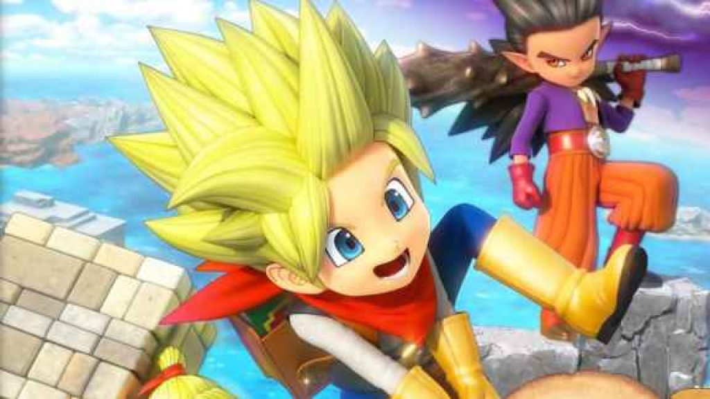 Dragon Quest Builders 2 download for pc