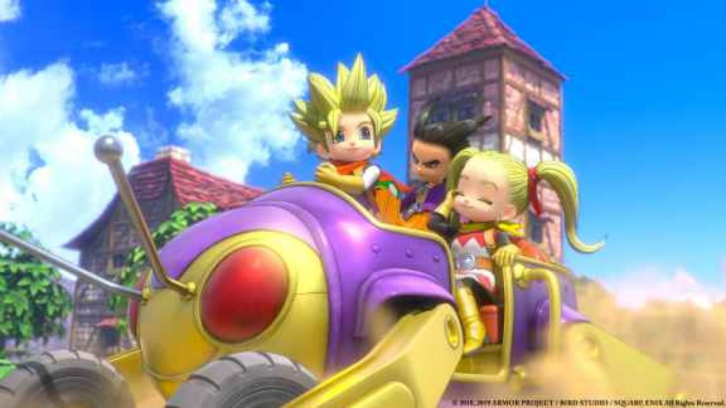 Dragon Quest Builders 2 download pc