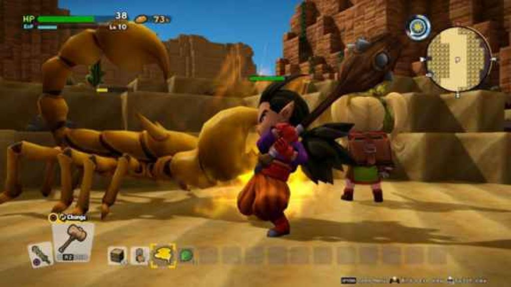 Dragon Quest Builders 2 free download pc game