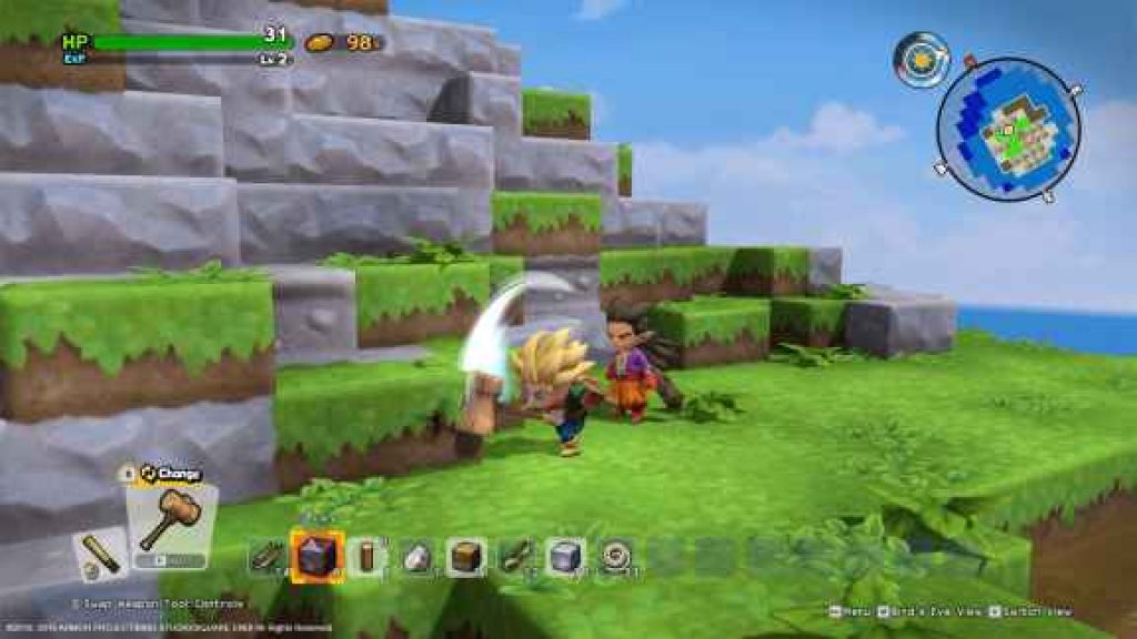 Dragon Quest Builders 2 game download for pc