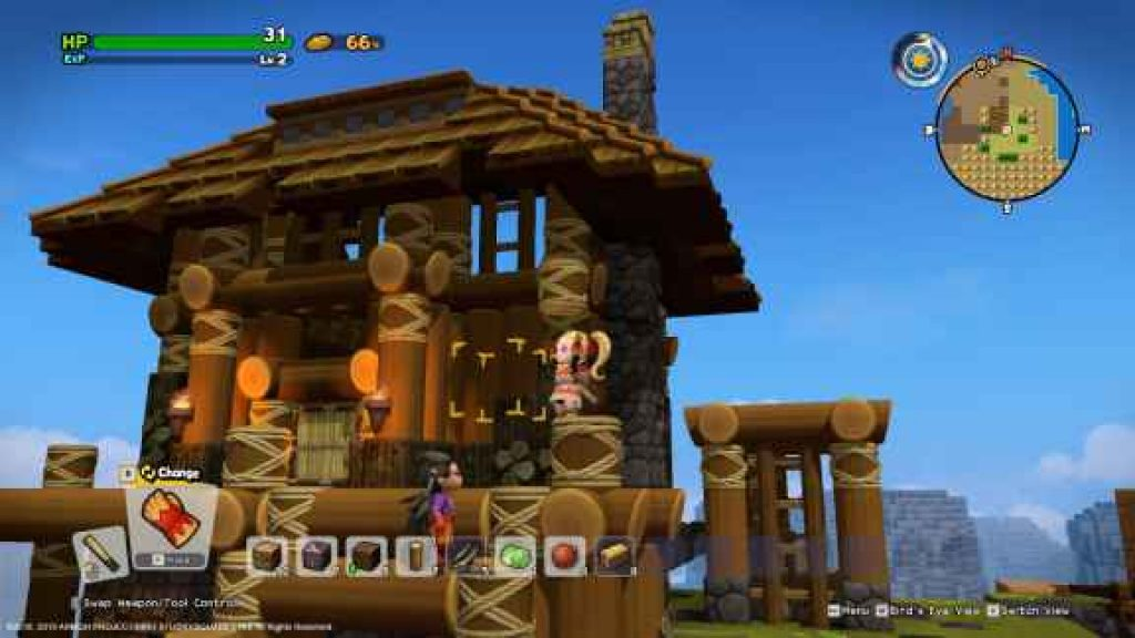 Dragon Quest Builders 2 pc game free download