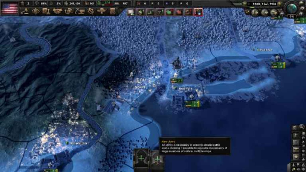 HEARTS OF IRON IV ALLIED ARMOR game download for pc