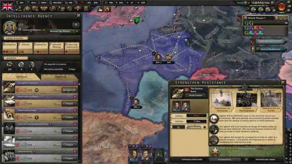 HEARTS OF IRON IV ALLIED ARMOR pc game free download