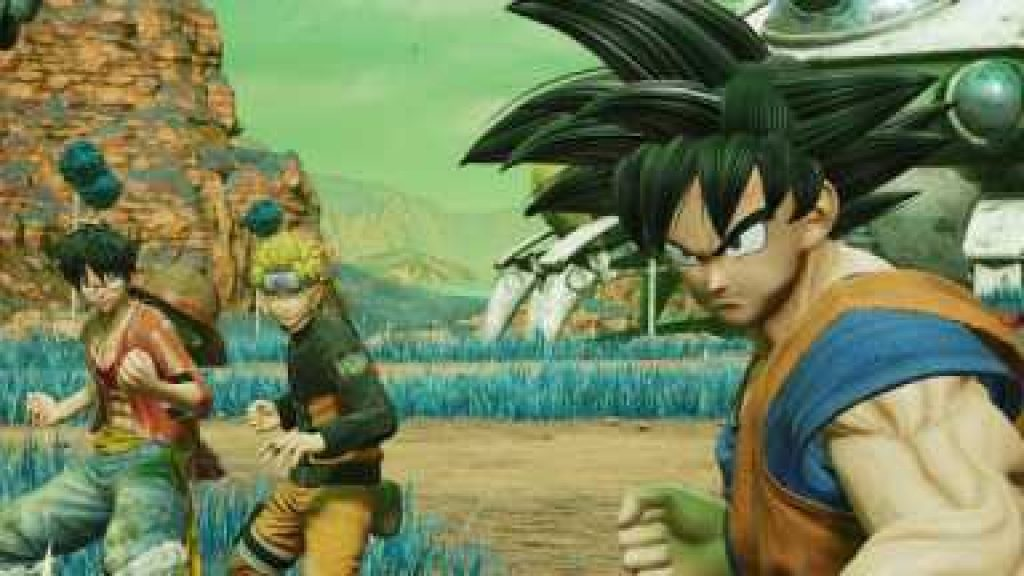 JUMP FORCE download pc game