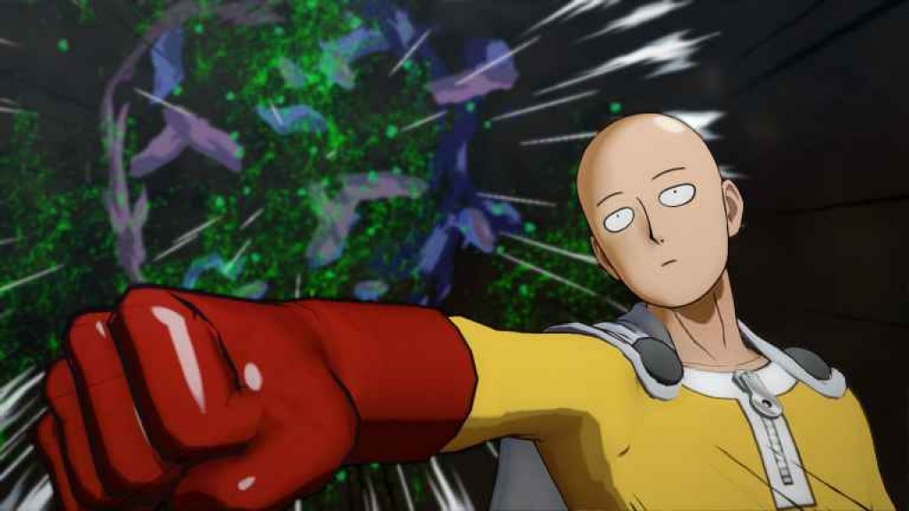 ONE PUNCH MAN A HERO NOBODY KNOWS download for pc