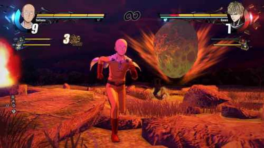 ONE PUNCH MAN A HERO NOBODY KNOWS download pc