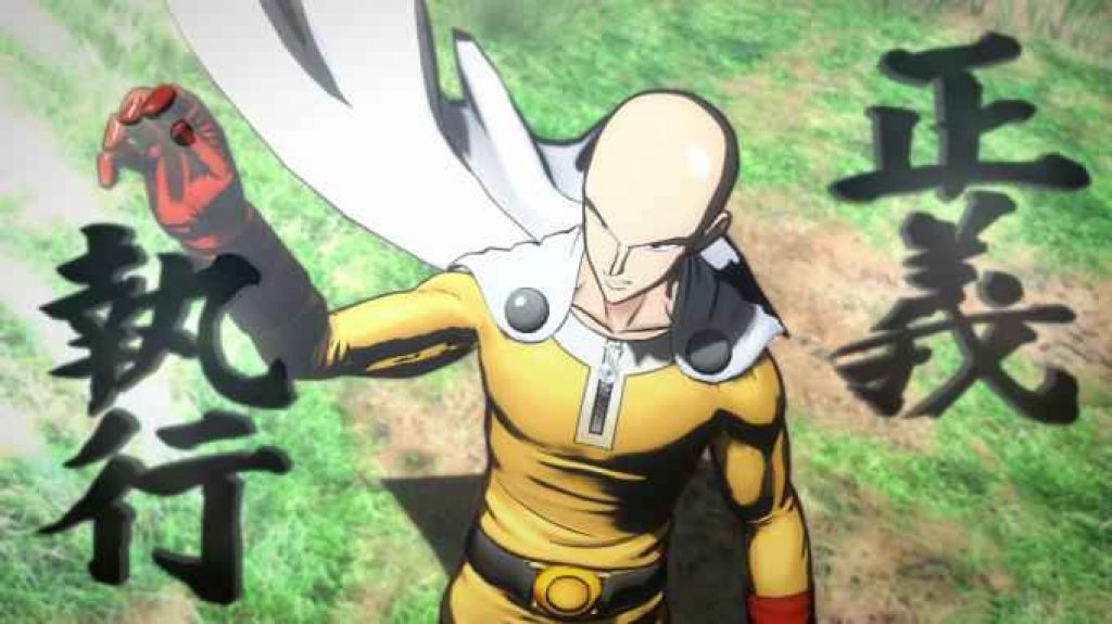 ONE PUNCH MAN A HERO NOBODY KNOWS game download for pc