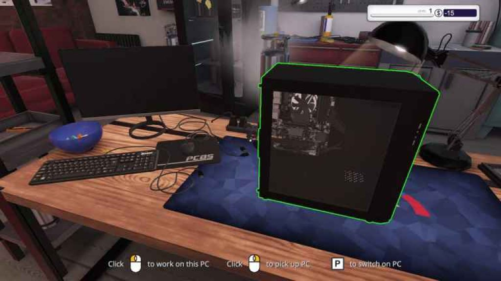 PC BUILDING SIMULATOR OVERCLOCKERS UK WORKSHOP download for pc