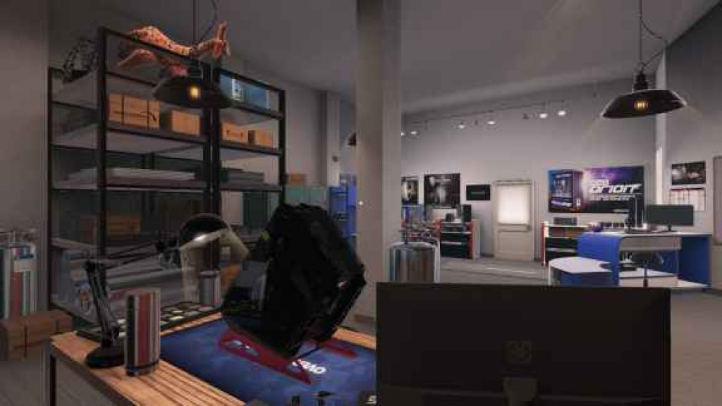 PC BUILDING SIMULATOR OVERCLOCKERS UK WORKSHOP game download for pc