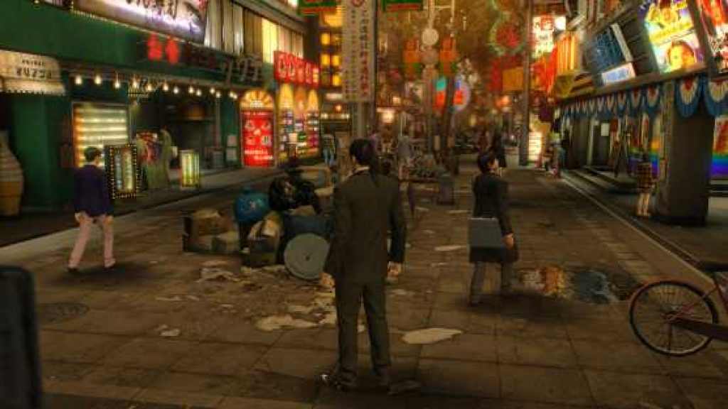 Yakuza 0download pc game