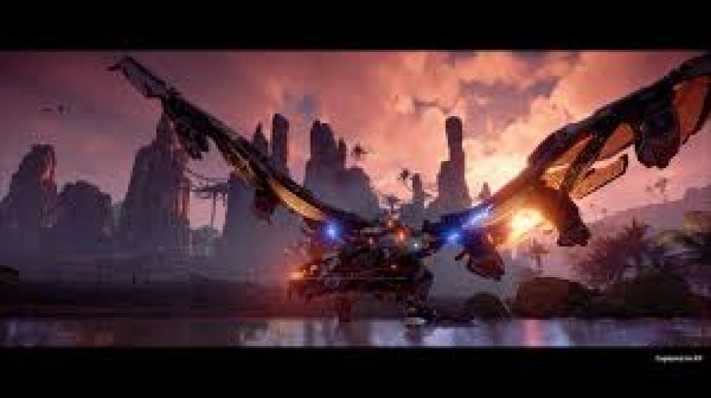 horizon zero dawn game download for pc